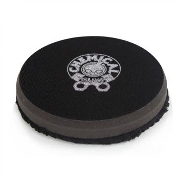 "Chemical Guys - Black Optics Microfiber Black Polishing Pad - 6,5"""