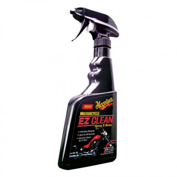 Meguiar's - Motorcycle EZ Clean Spray & Rinse - 473 ml