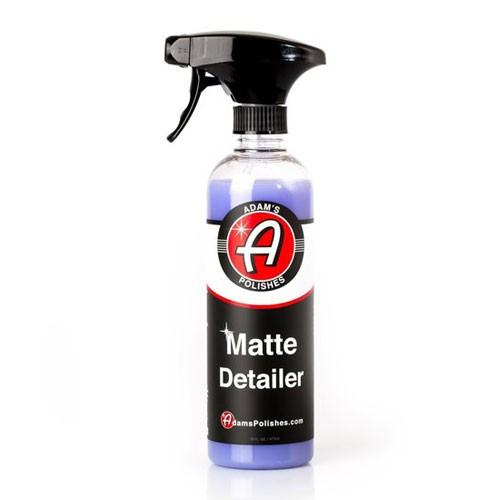 Adam's - Matte Detailer - 473 ml