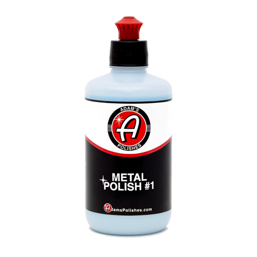 Adam's - Metal Polish #1 - 236ml