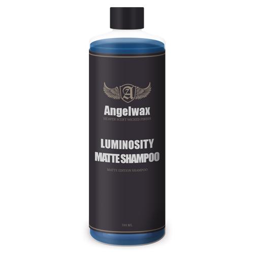 Angelwax - Luminosity Matte Shampoo - 500 ml