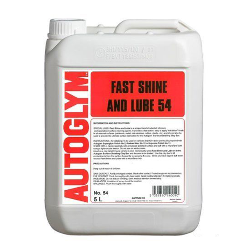 Autoglym - Fast Shine and Lube - 5000 ml