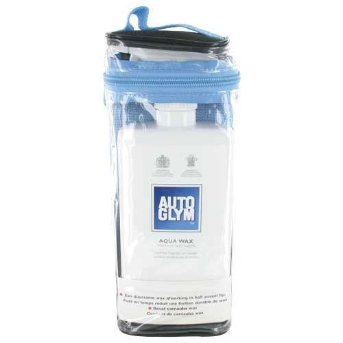 Autoglym - Aqua Wax Kit