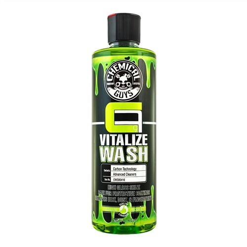 Chemical Guys - Carbon Flex Vitalize Autoshampoo - 473 ml