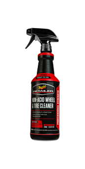 Meguiar's Non-Acid Wheel & Tire cleaner