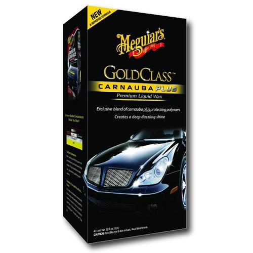 Meguiar's - Gold Class Carnauba Plus Premium Wax - 473 ml