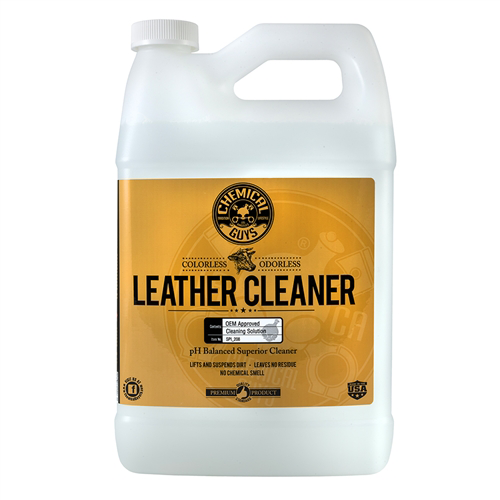 Chemical Guys - Pure Leather Cleaner - 3784 ml