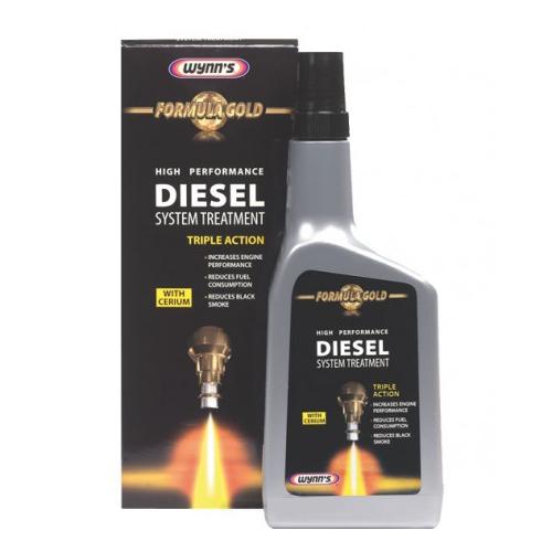 Wynn's - High performance Diesel System Treatment - 500 ml